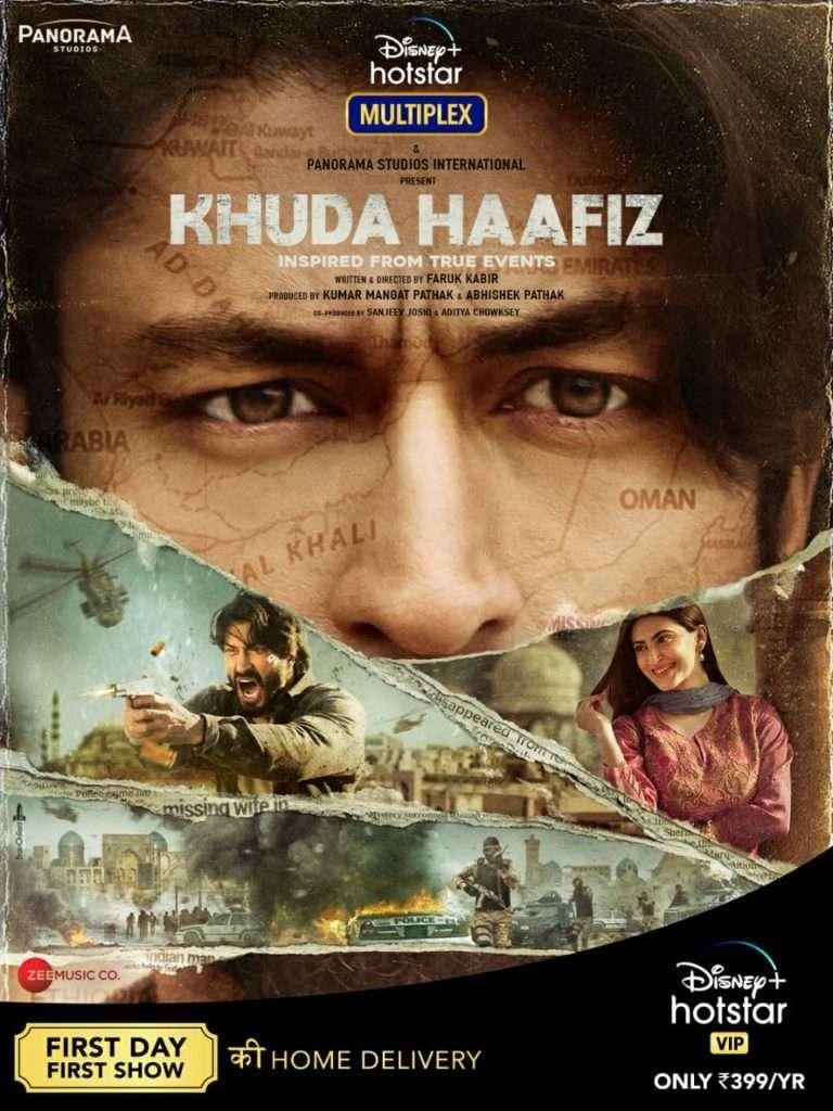 OTT 2 Films on OTT FDFS Khuda Hafiz 6