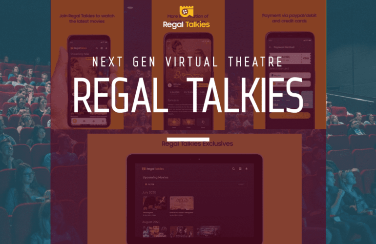 Regal Talkies in OTT Platform
